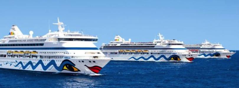 Internet an Bord der AIDA Schiffe