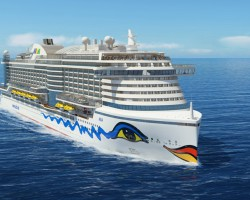 Interessante Details des neuen AIDA Schiffes aus Japan