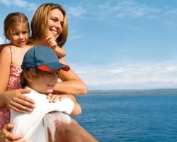 AIDA ist familienfreundlichstes Kreuzfahrtunternehmen