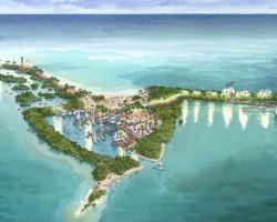 Norwegian Cruise Line plant die Entwicklung einer umweltfreundlichen Destination in Belize