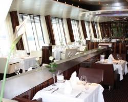 Gault Millau empfiehlt Rossini Restaurant auf AIDAstella