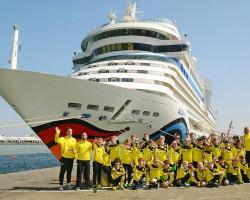 AIDA und Borussia Dortmund verlängern Partnerschaft