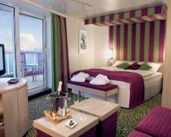 Exklusiver neuer Suiten-Service an Bord der AIDA Flotte