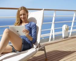 AIDA führt Social-Media-Flatrate und günstiges Highspeed-Internet ein