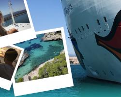 Reisebericht: Perlen am Mittelmeer mit AIDAperla