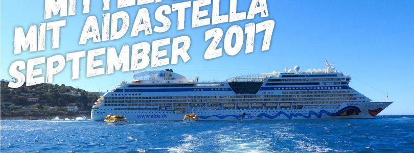 Reisevideo: Mittelmeer mit AIDAstella