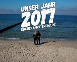 Unsere Reisehighlights aus dem Jahr 2017 in Videoform