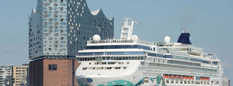 Diesen Sommer könnt ihr in Hamburg die Norwegian Jade besichtigen