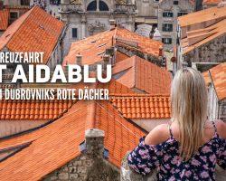 AIDA-Vlog #4: Adria mit AIDAblu – Die roten Dächer von Dubrovnik